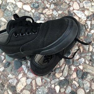 Vans size 8 shoes